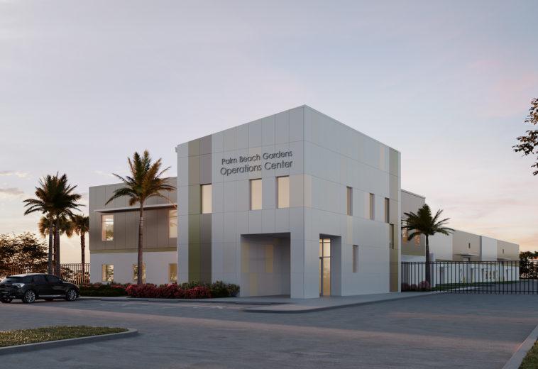 PBG Public Service Operations Center