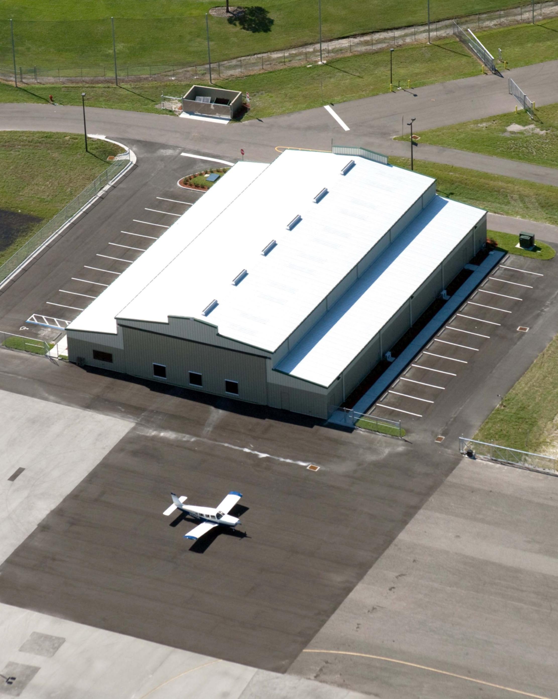 Sebastian Municipal Airport